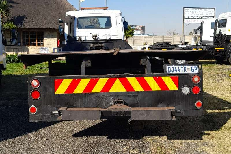 Nissan NISSAN UD80 ROLLBACK TRUCK WITH WINCH FOR SALE Rollback trucks