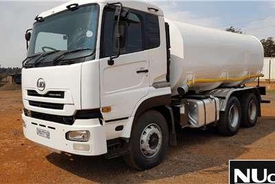 Nissan NISSAN UD390 WATER TANKER TRUCK Tanker trucks