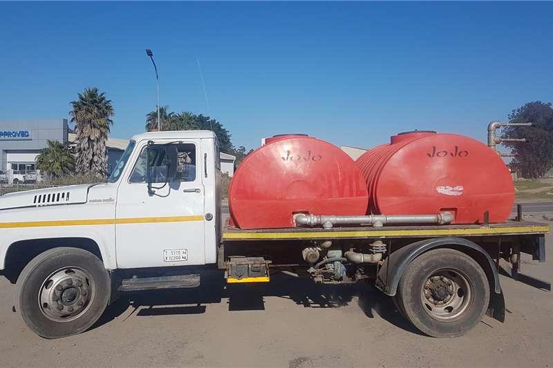Nissan Nissan UG780 Tanker trucks