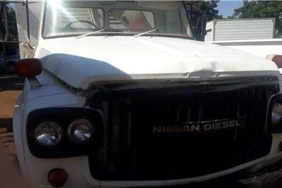 Nissan NISSAN DIESEL 6M3 TIPPER ADE352 ENGINE NON TURBO Tipper trucks