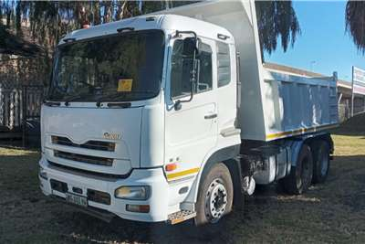 Nissan NISSAN QUON CW26:410   10 CUBE TIPPER FOR SALE Tipper trucks