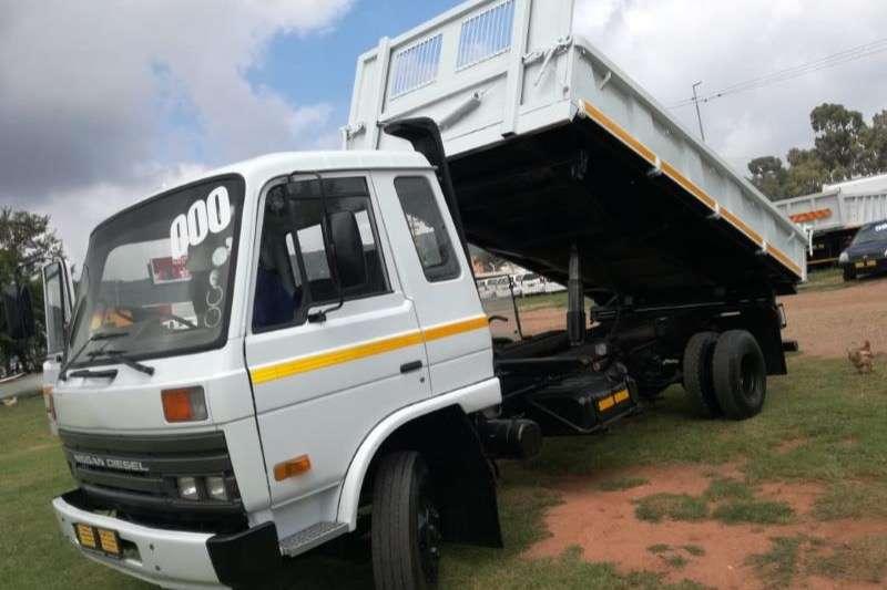 Nissan Tipper trucks Nissan tipper R239000 1991