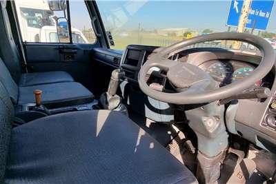 Nissan Nissan UD100 Tipper trucks