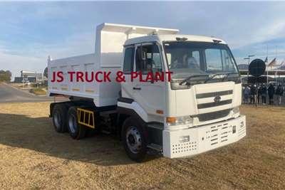Nissan NISSAN UD440, 10 CUBE TIPPER Tipper trucks
