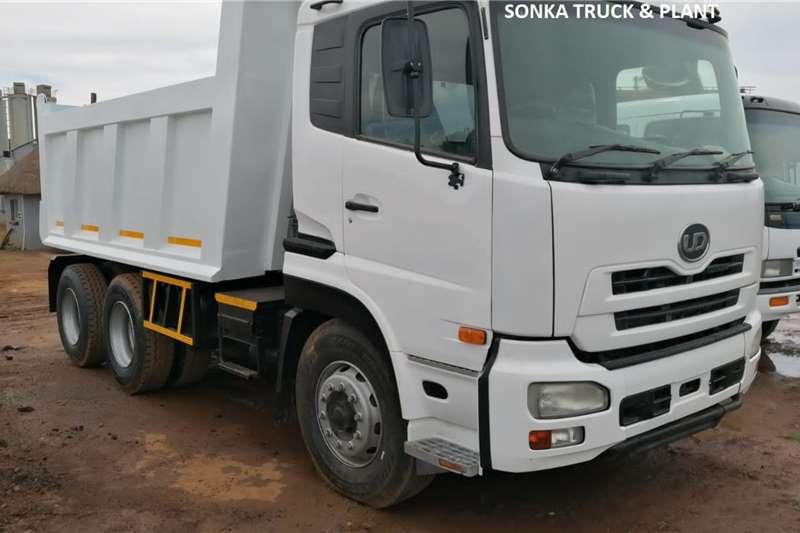 Nissan NISSAN UD460, 10 CUBE TIPPER Tipper trucks