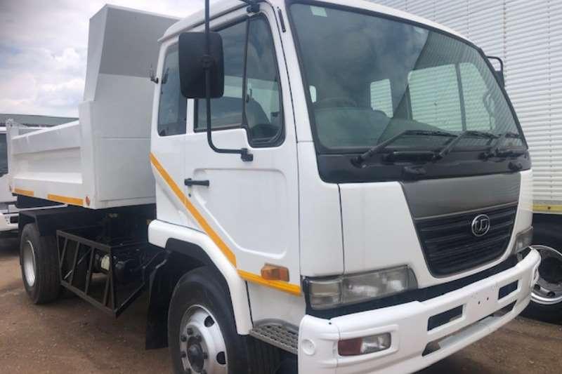 Nissan Tipper trucks Nissan UD85 6m3 Tipper 2015