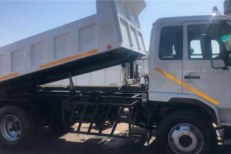 Nissan Tipper trucks Nissan UD85 6m3 Tipper 2017