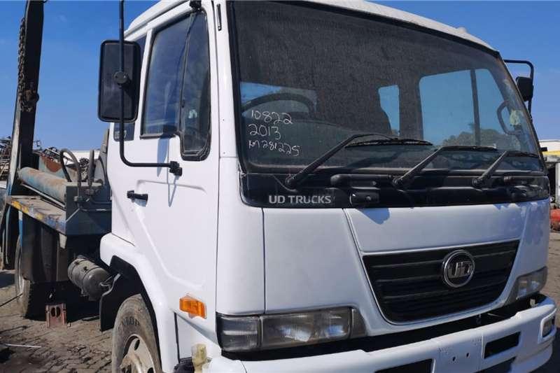 Nissan Tipper trucks UD100 2013