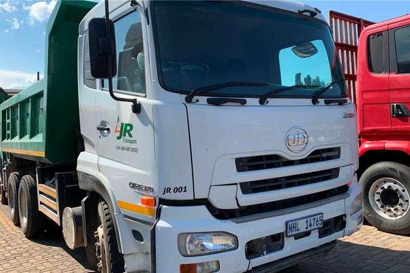 Nissan UD370 Tipper trucks