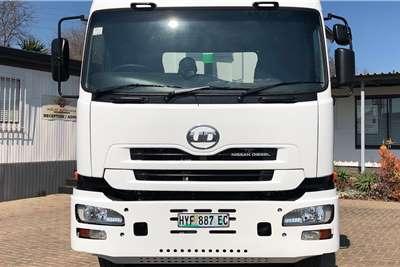 Nissan UD390 Tipper Tipper trucks