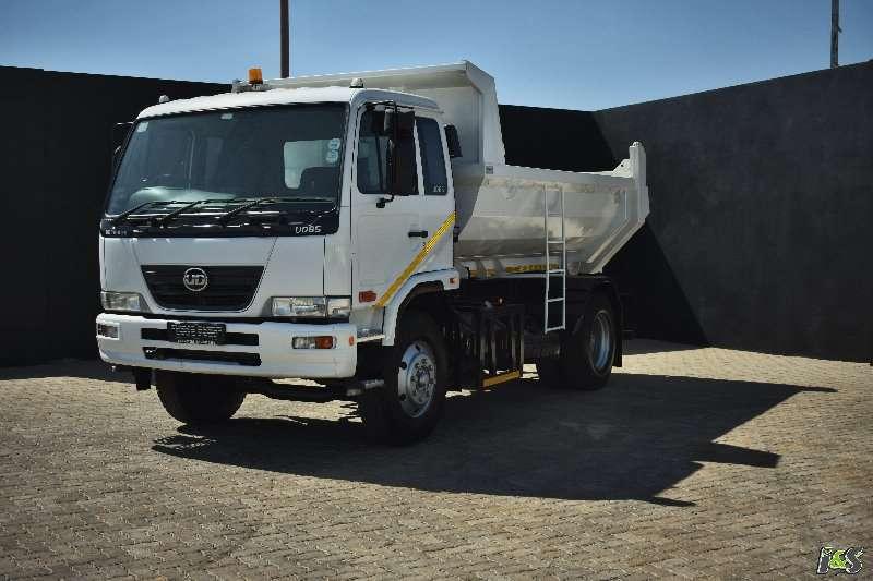 Nissan Tipper trucks UD85 2016