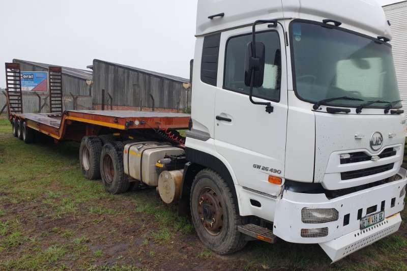 Nissan Truck 490 Quan nissan truck tractor 2013
