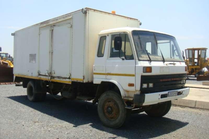 Nissan Truck 539