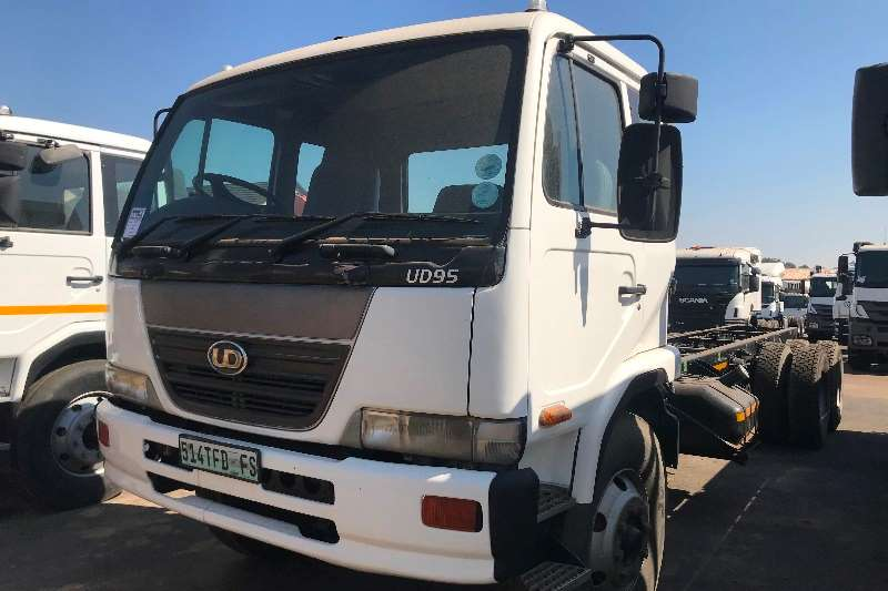 Nissan Truck Chassis cab 2007 Nissan UD95 chassis cab 2007