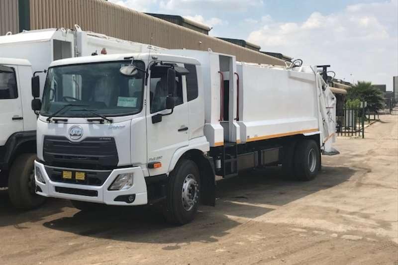 Nissan Truck Compactor Nissan Croner PKE280 2020