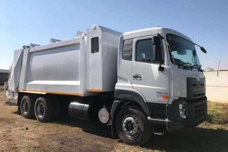 Nissan Truck Compactor Nissan Quester 330 2020
