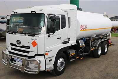 Nissan CW26   490 Truck