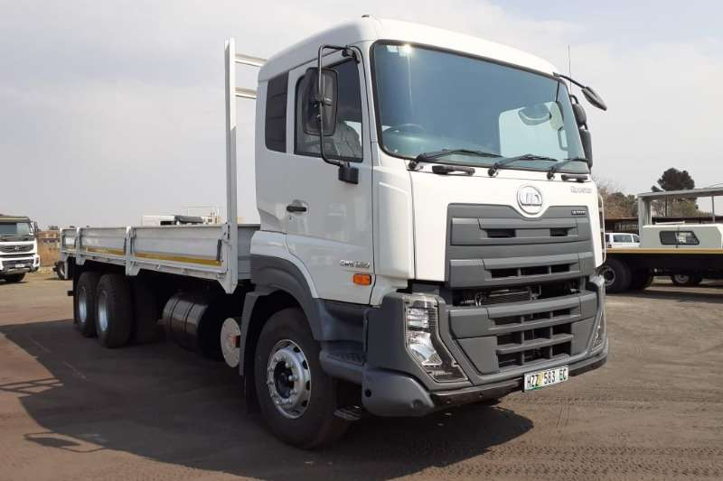 Nissan Truck Dropside NISSAN QUESTER CWE 330 MANUAL 2017
