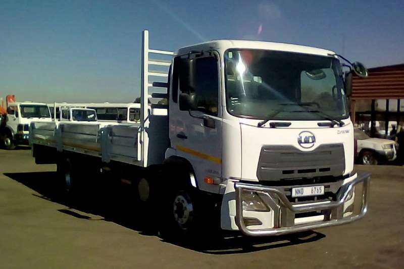 Nissan Truck Dropside NISSAN UD CRONER LKE210 A25 6 TON AUTOMATIC 7.1m 2017
