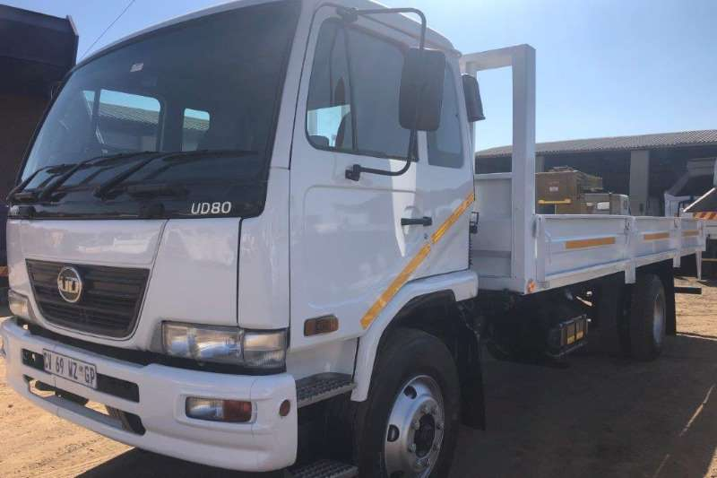 Nissan Truck Dropside Nissan UD80 with Dropsides 2013