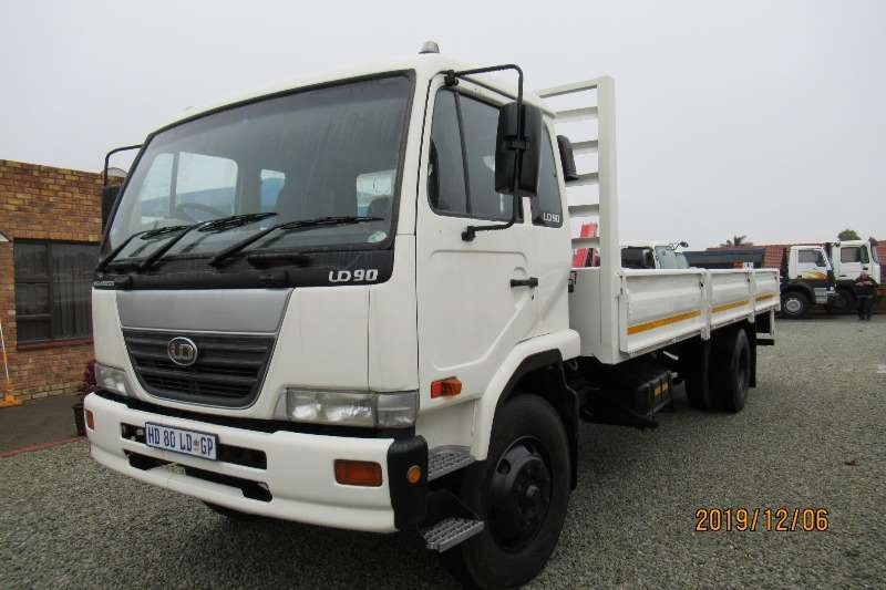 Nissan Dropside Nissan UD90 dropsides Truck