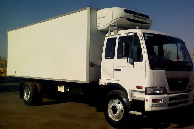Nissan Truck Fridge truck NISSAN UD 80 8TON THERMOKING FRIDGE BODY 2011