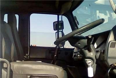 Nissan Fridge truck NISSAN UD80 8 TON THERMOKING FRIDGE BODY Truck