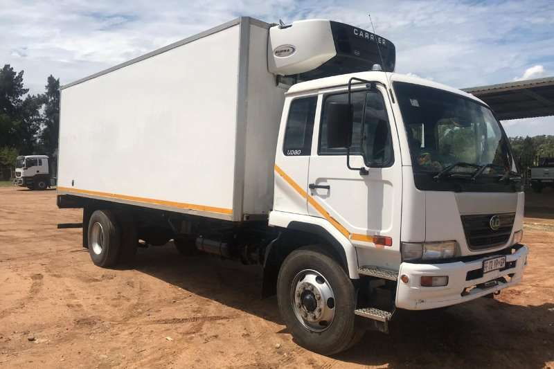 Nissan Truck Fridge truck UD80 REFIGERATED 2010