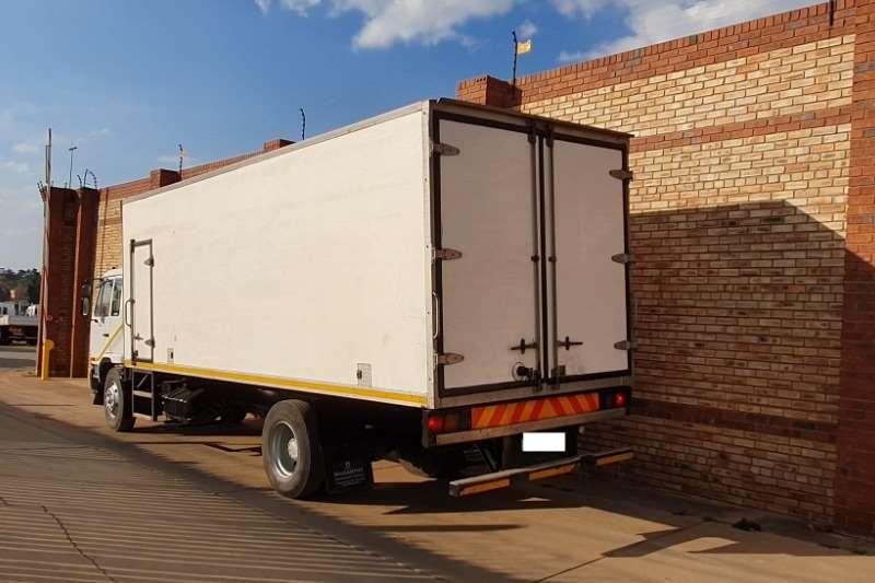 Nissan Truck Fridge truck UD80,WITH REFFER BODY & SUPRA 550 COOLER UNIT 2011