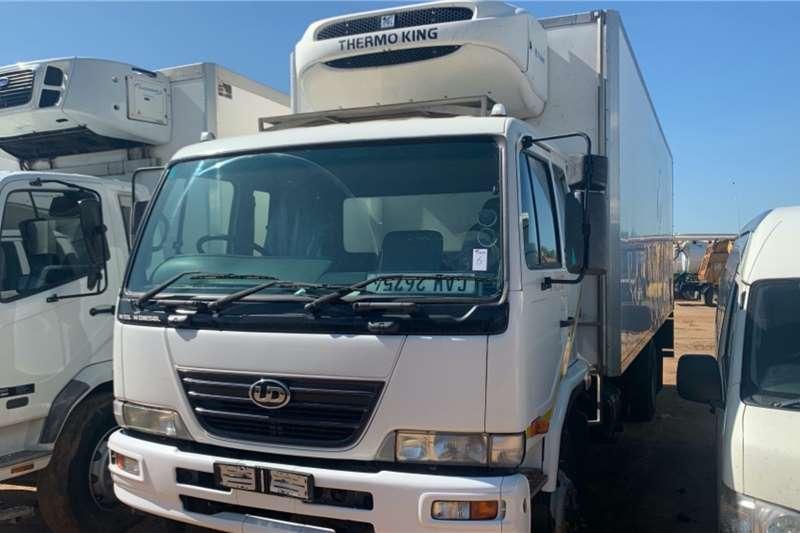 Nissan Truck Fridge truck UD90 2007