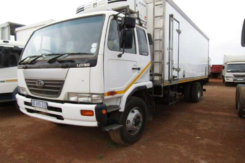Nissan Truck Fridge truck UD90 INSULATED 2019