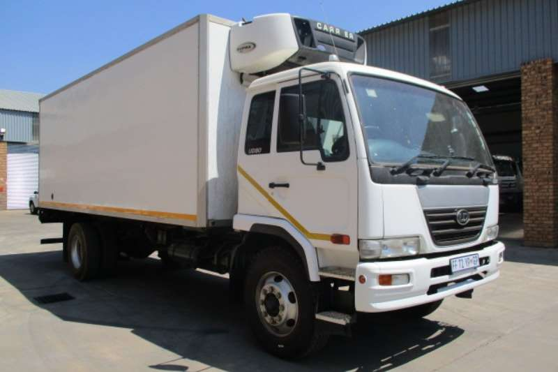 Nissan Truck Insulated fridge unit NISSAN UD80 REFRIGERATED TRUCK 2010