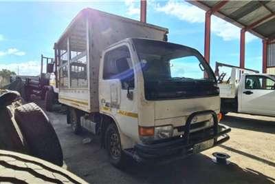 Nissan NISSAN CABSTAR 20 SINGLE CABS – RUNNER Truck