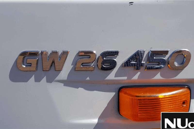 Nissan NISSAN UD QUON GW26 450 6X4 HORSE Truck