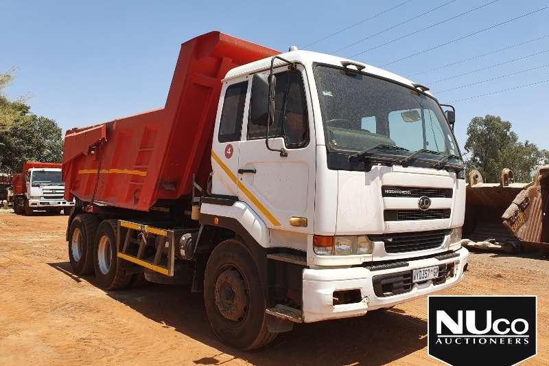 Nissan Truck NISSAN UD290 TIPPER TRUCK