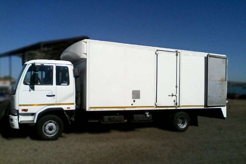 Nissan Truck NISSAN UD60 CLOSED BODY TRUCK 2014