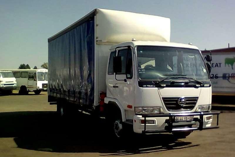 Nissan Truck NISSAN UD60 CURTAINSIDE 2015