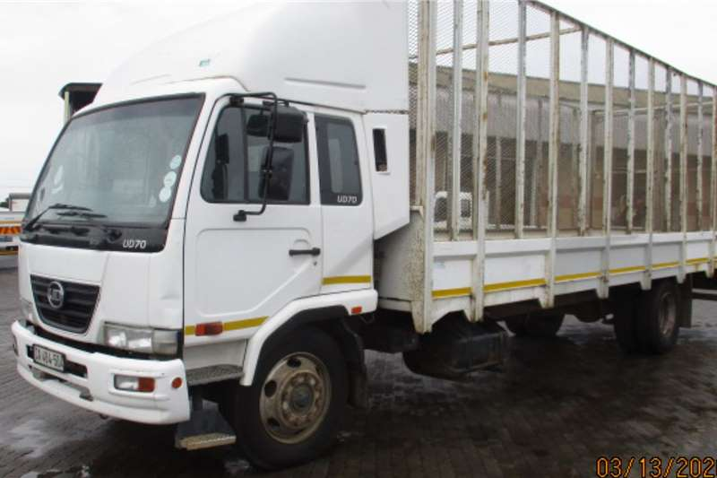 Nissan Truck NISSAN UD70 CAGE BODY 2011