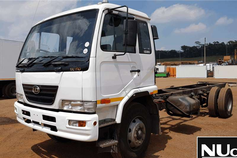 Nissan Truck NISSAN UD80 CHASSIS CAB