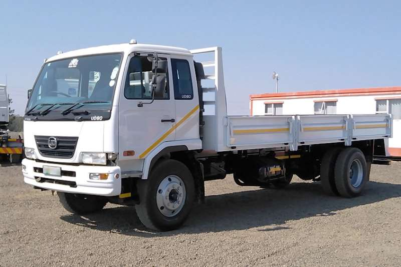 Nissan Truck NISSAN UD80 with DROPSIDES 2017