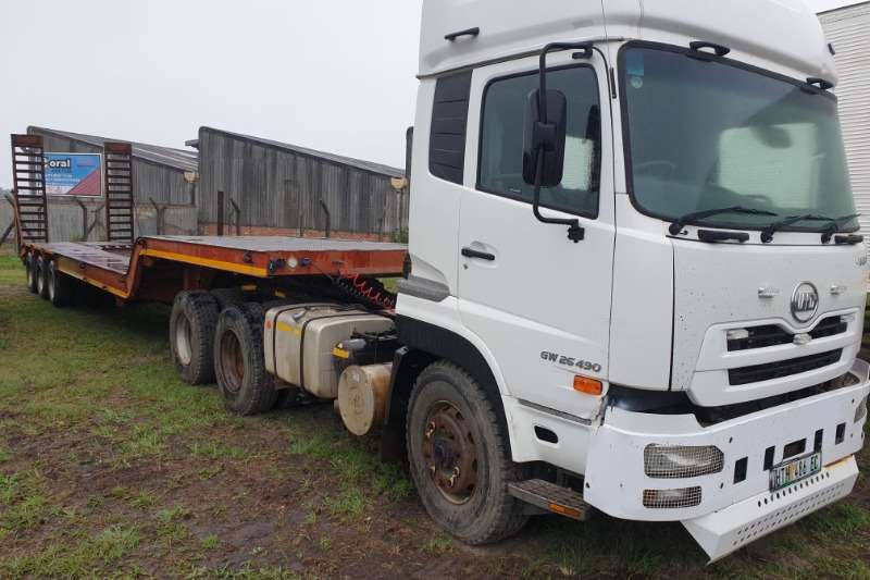 Nissan Truck Other 490 Quan nissan truck tractor 2013