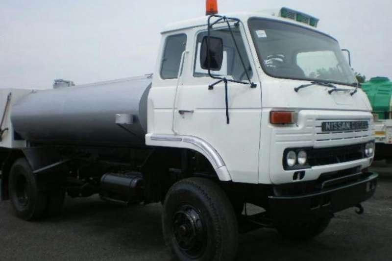 Nissan Truck Other NISSAN CK FUEL TANKER 1981