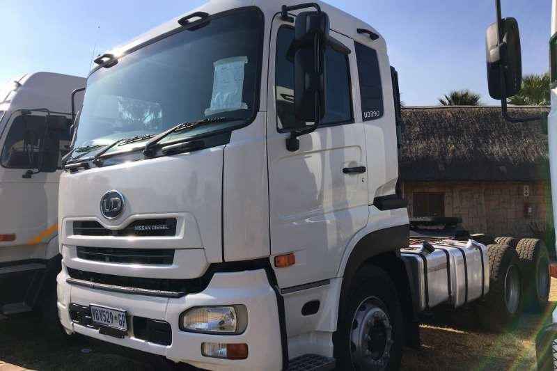 Nissan Truck Other UD390 Horse 2009