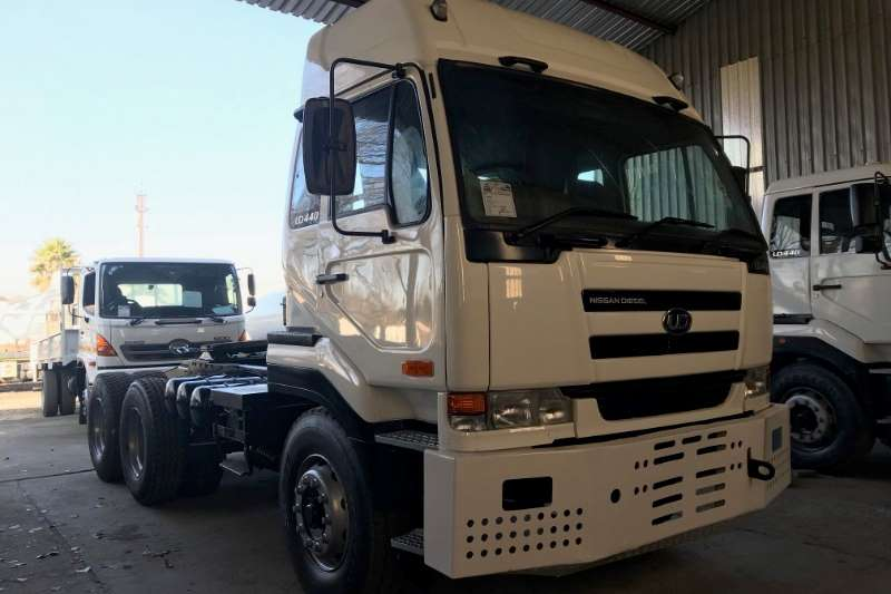 Nissan Truck Other UD440 Horse 2006