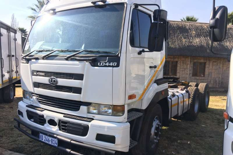 Nissan Truck Other UD440 Horse 2007