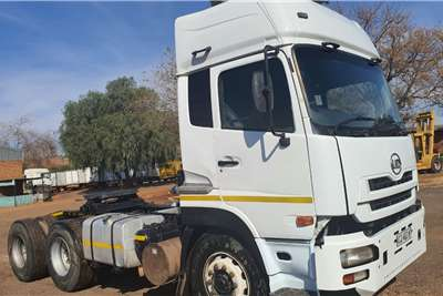 Nissan QUON UD 490 6X4 Truck