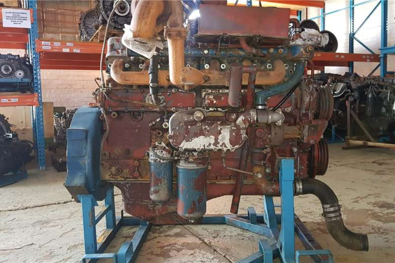 Nissan 1992 Nissan CW41 PD6 Used Engine Truck spares and parts