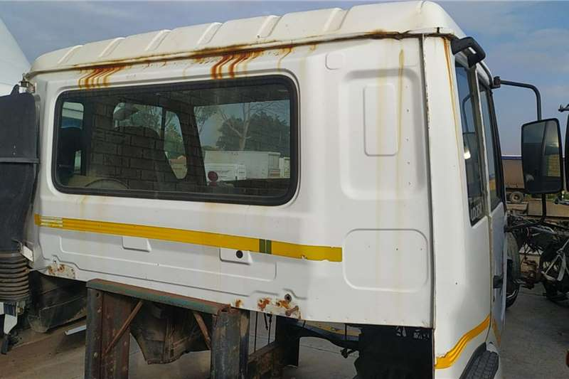 Nissan 2003 Nissan UD350 Used Cab Truck spares and parts
