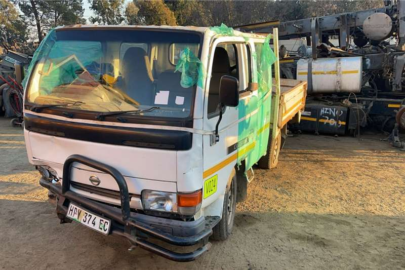 Nissan 2006 Nissan Cabstar 20 Stripping for Spares Truck spares and parts