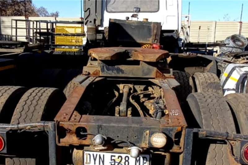 Nissan 2008 Nissan UD Stripping for Spares Truck spares and parts